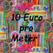 Stoffe für 10,- Euro/Meter