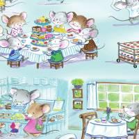 Koch Mäuse Mice Chef