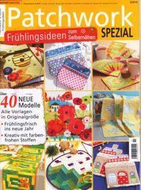 Patchwork Magazin Spezial 2/2014 Frühlingsideen