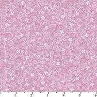 Patchworkstoff Quilt Stoff Karens Scribbles Pastel Lilac