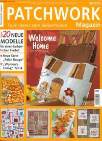 Patchwork Magazin 6/2013