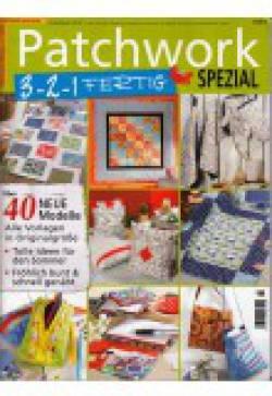 Patchwork Magazin Spezial 5/2014 3-2-1 fertig