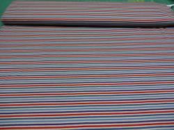 Jerseystoff gestreift 1,60m breit