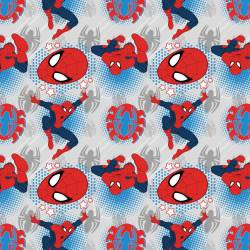 Patchworkstoff ultimate spiderman Camelot marvel hell