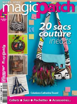 Patchwork Magazin Magic Patch HS (hors série) No.97 - 20 Taschen sacs couture inédits