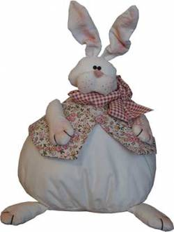 Materialpackung `Bunny Girl` Hase Mädchen
