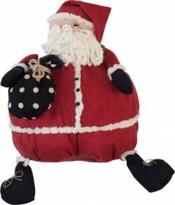 Materialpackung `Santa` 30cm Weihnachtsmann Nikolaus