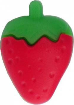 Snaps Druckknopf-Set, Erdbeere rot/grün 10x