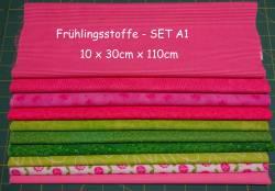 Patchworkstoff Stoff Quilt, Stpffpaket Set A1