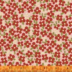 Patchworkstoff Quilt Stoff Petite Fleur Blumen