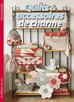 Patchwork Magazin Quilts & Accessoires de charme