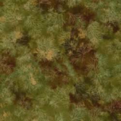 Patchworkstoff Quilt Stoff R. Kaufman Fusions grün