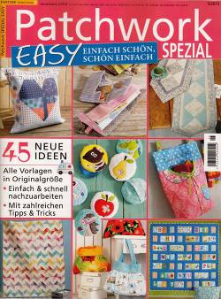 Patchwork Magazin Spezial 5/2015 Easy