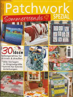 Patchwork Magazin Spezial 4/2015 Sommertrends