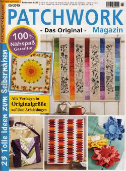 Patchwork Magazin 5/2015
