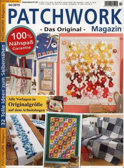 Patchwork Magazin 4/2015