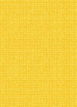 Patchworkstoff Quilt Stoff Folk Art dark yellow color weave ocker gewebte Struktur