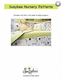 Kostenlose Nähanleitung `Susybee Nursery Patterns`