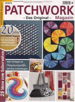 Patchwork Magazin 2/2016