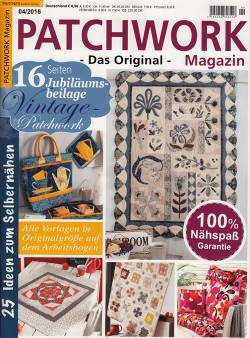 Patchwork Magazin 4/2016