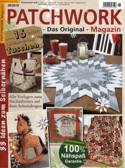 Patchwork Magazin 6/2016