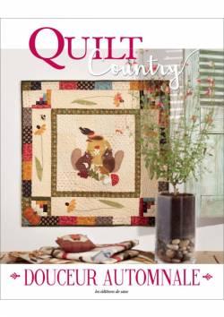 Patchwork Magazin Quilt Country 50 - Douceur automnale