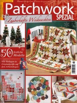 Patchwork Magazin Spezial 6/2016 Zauberhafte Weihnachten