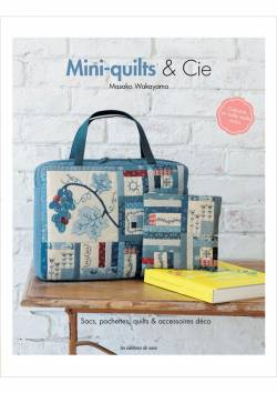 Buch franz. `Mini-quilts & Cie` von Masako Wakayama