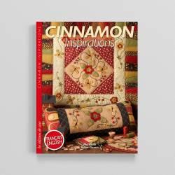 Buch `Cinnamon` Inspirations von Marianne Byrne-Goarin engl. und franz.