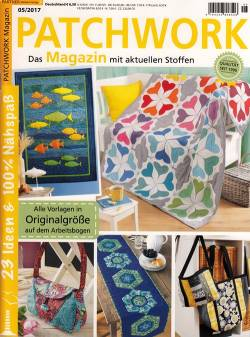 Patchwork Magazin 5/2017