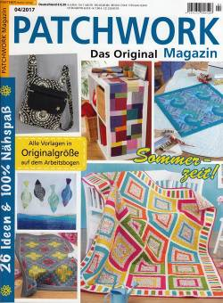 Patchwork Magazin 4/2017