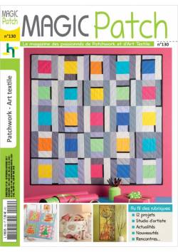 Patchwork Magazin Magic Patch 130 - Art Textile