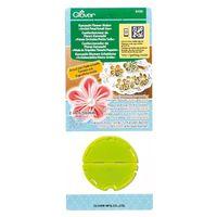 Clover Kanzashi Schablone CLO-8486 Orchidee *klein*