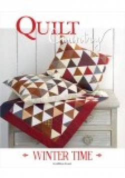 Patchwork Magazin Quilt Country 55 - Wintertime