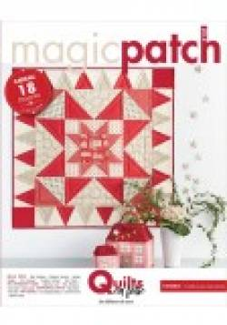 Patchwork Magazin Magic Patch 131 - Quilts en folie