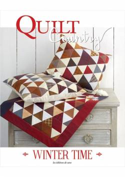 Patchwork Magazin Quilt Country 55- Winter time