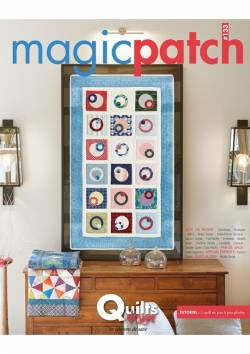 Patchwork Magazin Magic Patch 133 - Quilts design