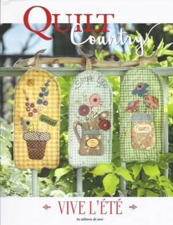 Patchwork Magazin Quilt Country 57- Vive l´ été !