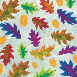 Patchworkstoff Quilt Stoff Autumn Hues Herbst