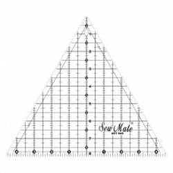 Schablone Sew Mate 60 Grad Dreieck gross