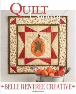 Patchwork Magazin Quilt Country 58- Belle Rentré Creative