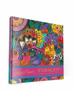 Buch Laurel Burch Dream Believers - Hardcover