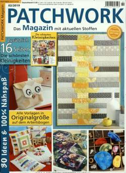 Patchwork Magazin 2/2019
