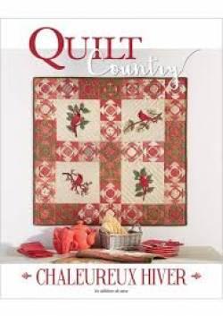 Patchwork Magazin Quilt Country 59- CHALEUREUX HIVER