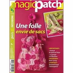 Patchwork Magazin Magic Patch 103 -Une folle envie de sacs