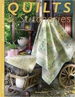 Buch `Quilts & Sticheries!` - Arlene Neely