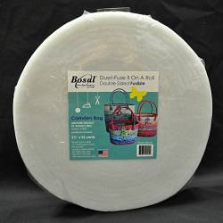 Duet Fuse II Double Sided Fusible Batting (für Camden Bag/Bowl Korb Tasche Jelly Rolls)