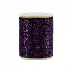 Razzle Dazzle Polyester Metallic Thread 8wt 110yds Crown Jewels