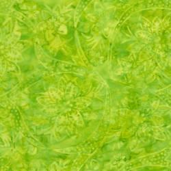 Patchworkstoff Quilt Stoff Timeless Treasures Lime Batik