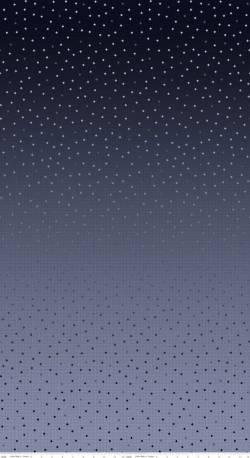 Patchworkstoff Quilt Farbverlaufsstoff nightfall